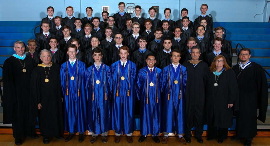 CBA's National Honor Society Welcomes 37 New Members