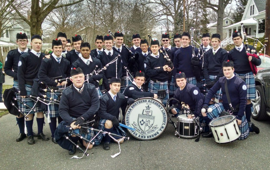 Pipes & Drums Band Enters Anticipated Parade Season
