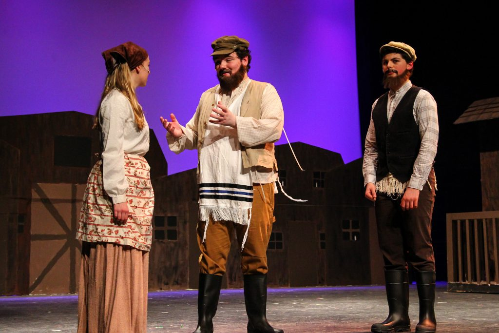 Fiddler on the Roof Entertains CBA Audiences